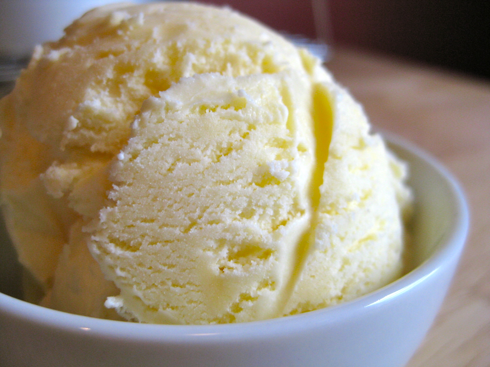Fresh Ginger Ice Cream | Savory Salty Sweet