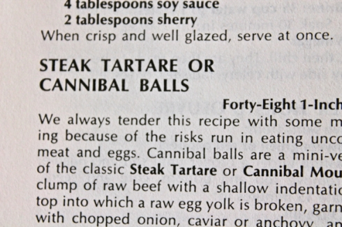Makes 48 1-inch balls.